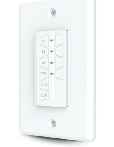 Four Channel Wall Mount Remote
